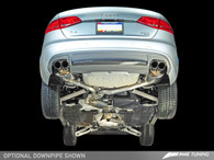 AWE Tuning Audi B8 A4 2.0T Exhaust