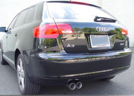 AWE Tuning - Audi AWE TSI Downpipe w/METAL cat