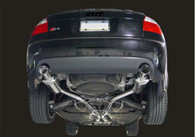 AWE Tuning - Audi B6 S4 Track Edition Exhaust with Black Tips