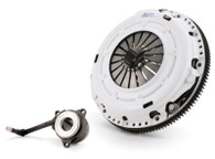 Clutch Masters - FX400 VW R32 4Puck Clutch Kit Alum Flywheel