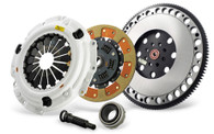 Clutch Masters - FX300 VW R32 Clutch Kit Steel Flywheel