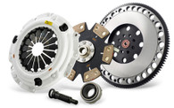 Clutch Masters - FX500 MK4 VW 1.8T 5spd 6puck Clutch / Steel Flywheel
