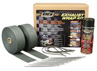 DEI- Header Wrap Kits - Tan Wrap w/ Aluminum HT Silicone Coating