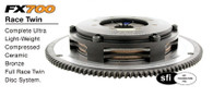 Clutch Masters - FX700 MK4 VW 1.8T 5spd Race Twin Disc Clutch