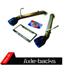 Axle-backs