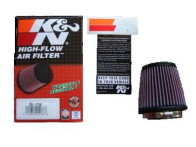 Universal 89mm K&N Air Filter 2790