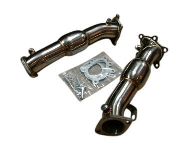 Nissan Skyline GTR R35 09-11 Turbo Down Pipe (Resonated)