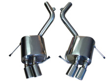 Maserati Gran Turismo 4.2L 07-12 Rear Section Axle-back Exhaust System