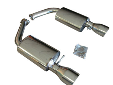 Lexus SC300 SC400 SOARER 92-00 Axleback Exhaust Systems 60mm Piping