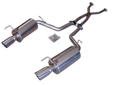 Nissan 300ZX Z32 2+2 ONLY 4 Seat Non-Turbo 90-96 Catback Performance Exhaust System