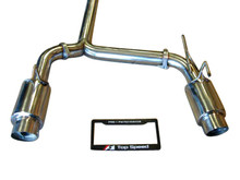 Infiniti G35 Coupe 03-07 Mid Resonator Catback Performance Exhaust System