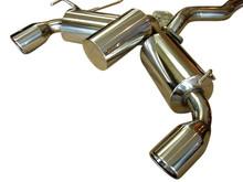 Infiniti G37 09-14 Performance Dual Exhaust System (Center Resonator)