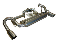 Acura NSX 97-05 Dual Canister Single Tip Exhaust