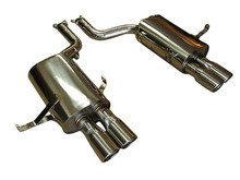 BMW E39 M5 V8 5.0L 00-03 Top Speed Pro 1 Rear Section Exhaust System