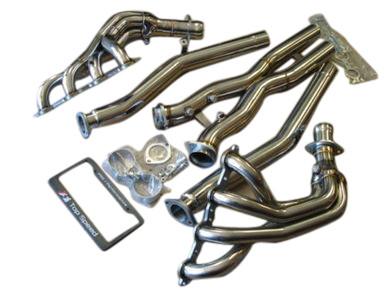 Chevy Corvette C5 Base 5 7L LS1 & Z06 LS6 V8 97-04 Performance Headers +  X-Pipe