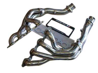 Chevy Corvette C7 6 2L V8 14-19 Race Spec Performance Headers - Top