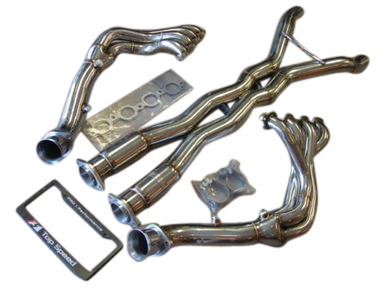 Chevy Corvette C7 6.2L V8 14-16 Race Spec Performance Headers + Cross X-Pipe