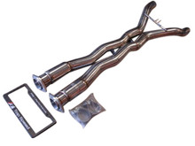 Top Speed Pro1 Chevy Corvette C7 6.2L V8 14-16 Performance X-Pipe