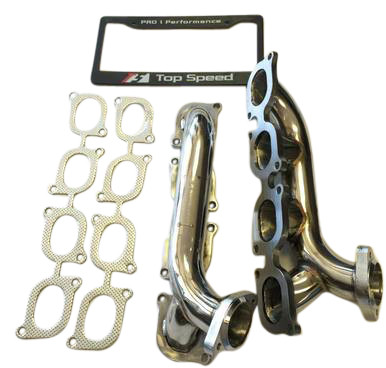 Mercedes Benz W204 C63 AMG V8 08-13 Top Speed Pro 1 Performance Exhaust  Headers