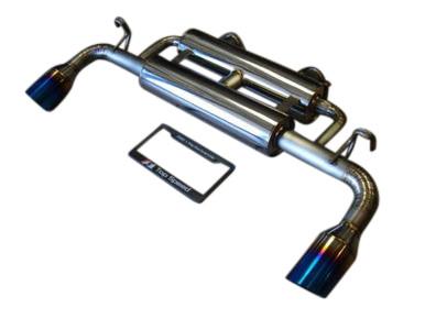 Lexus SC430 Soarer 4.3L V8 UZZ40 3UZ-FE 02-10 Custom Titanium Exhaust System