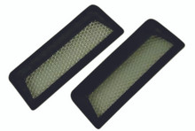Universal ABS Plastic Hood Scoop Scoops Side Air Vent Vents #48