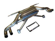Lamborghini Gallardo LP550-2 LP560-4 LP570-4 Superleggera Performante Squdra 5.2L V10 09-14 Full Titanium Exhaust System