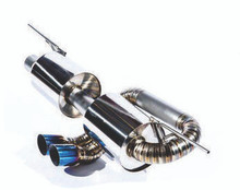Lotus Elise Exige S2 05-11 TOP SPEED PRO-1 Full Titanium Catback Exhaust Systems