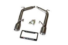 Infiniti G35 G37 Sedan 07-14 Top Speed Pro-1 Axle-Back Exhaust System