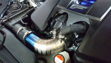 TITANIUM Air Intake Pipe + OPTIONAL AIR FILTER for Lexus RCF Coupe 15-17 from $279-$379