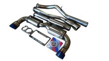 Scion FRS Subaru BRZ Toyota GT86 13-18 Full Titanium Exhaust System S-Spec