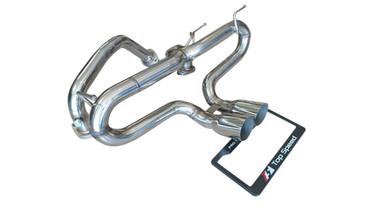 Fits Honda S660 Kei Car Roadster 2015-2018 Performance Catback Exhaust System