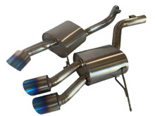 Maserati Quattroporte 4.2L & 4.7L M139 Sedan 04-13 Performance Titanium Exhaust Systems