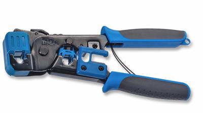 Ideal 30-496 Telemaster RJ45 Crimper for RJ45 Modular Plugs