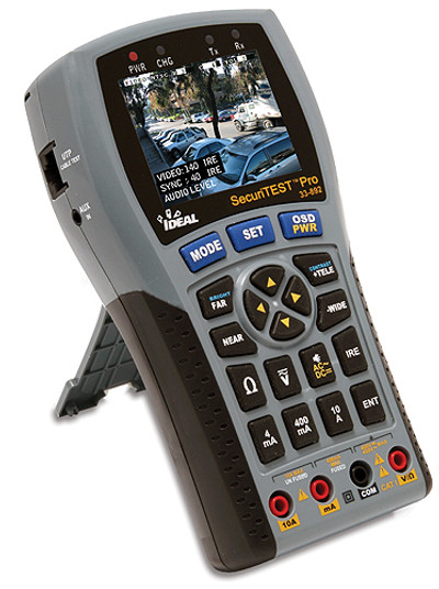 Ideal 33-892 SecuriTEST PRO CCTV/ Security Tester