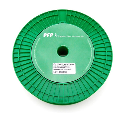 PFP 630 nm Select Cutoff Single-Mode Fiber