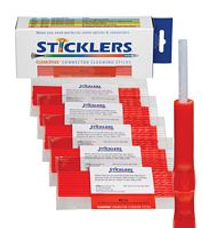 Sticklers Cleaning Swabs for 1.6mm Ferrules