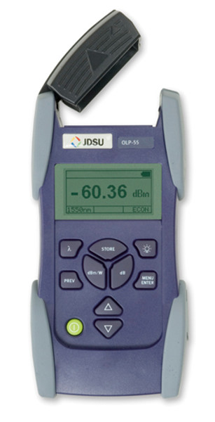 JDSU OLP-55 Fiber Optic SmartClass General Purpose Power Meter