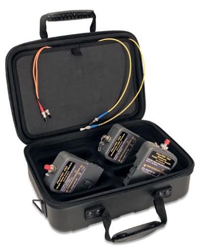 Ideal 33-990-FA03 FiberTEK FDX Single Mode Laser Kit, LanTEK II