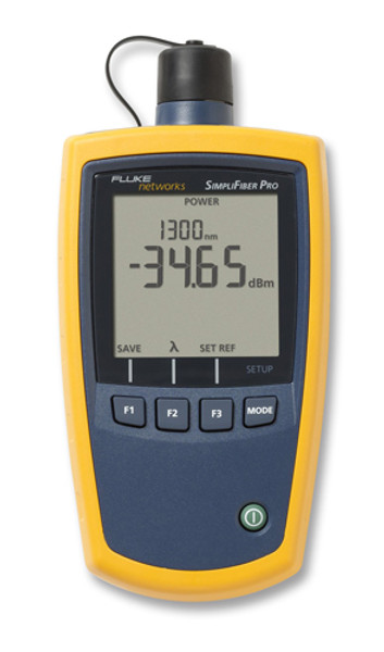 Fluke Networks SFPOWERMETER SimpliFiber Pro Optical Power Meter