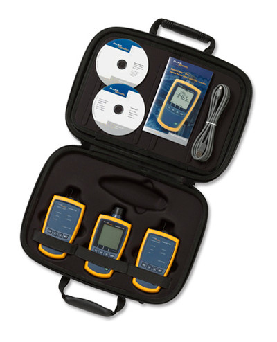 Fluke Networks FTK2100 Single Mode Fiber Verification Kit