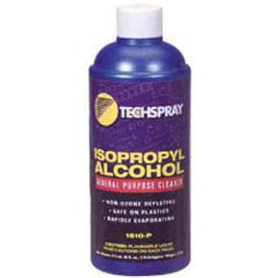 Isopropyl Alcohol, TechSpray, 1Pint Bottle