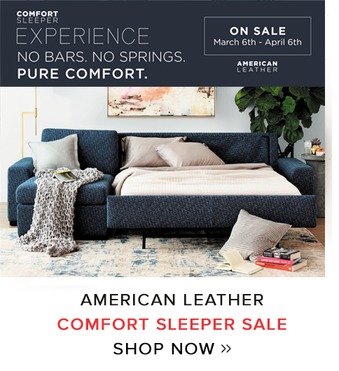 American Leather Sale