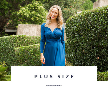 Shop Plus Size Maxi Dresses and Kaftans