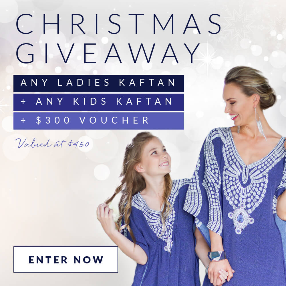 Christmas Giveaway from P.S. Frocks