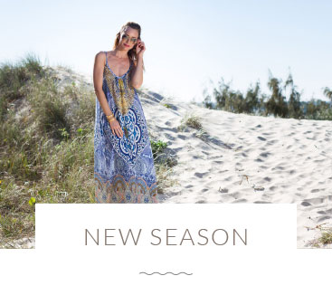 New Season Maxi Dresses Spring 2017