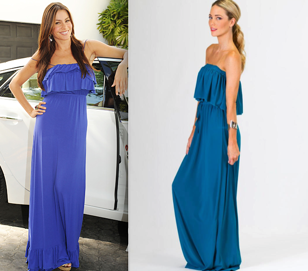 Celebrity Maxi Dresses You Can Afford P.S. Frocks