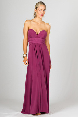Multi Way Wrap Maxi - Blush - SUPERSEDED COLOUR STOCK