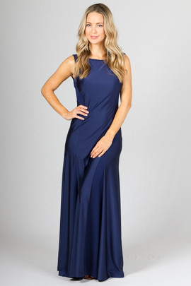 Madison Maxi Dress - Navy