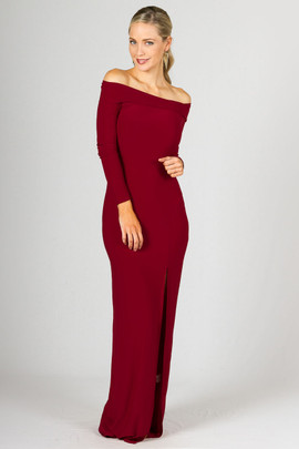 Marlene Maxi Dress - Sangria