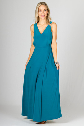 Eden Maxi Dress - Jade